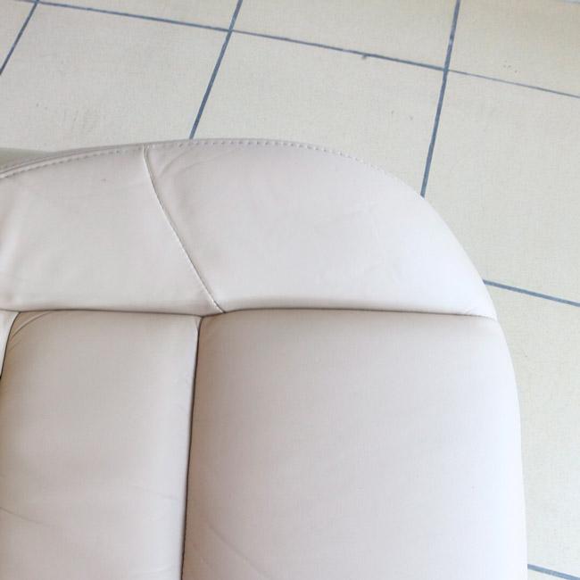 Пошив обивки сидений автомобиля